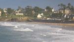 Belles maisons du bord de mer