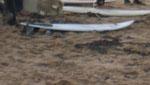 Surfs sur la plage de Saint-Briac-sur-Mer